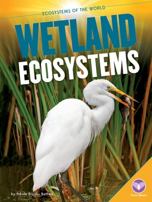 cover image of Wetland Ecosystems